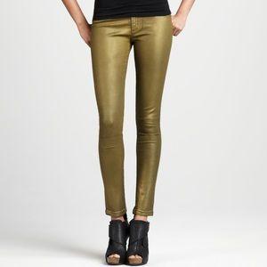 Denim - DL1961 Gold Jeans